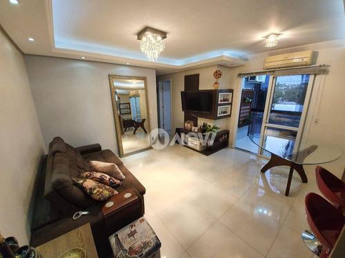 Imagem 1 de 23 de Apartamento Com 3 Dormitórios À Venda, 69 M² Por R$ 235.000,00 - Industrial - Novo Hamburgo/rs - Ap3282