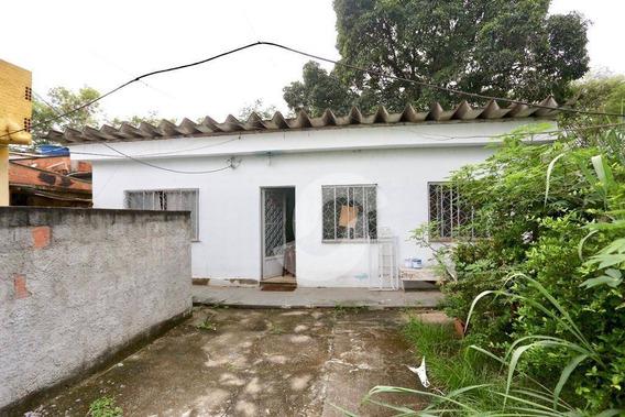Casa Linear De 2 Quartos, Boa Vista, São Gonçalo. - Ca1551