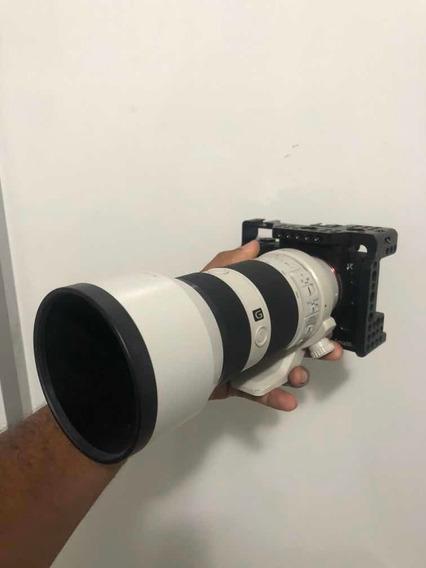 Sony A7iii Mirrorless + Sony Sel70200g Fe 70-200mm F4