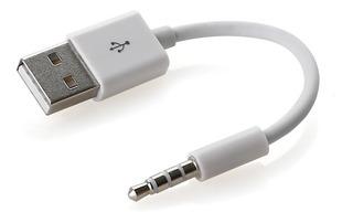 Cable Adaptador Usb Carga Y Datos Para iPod Shuffle Calidad