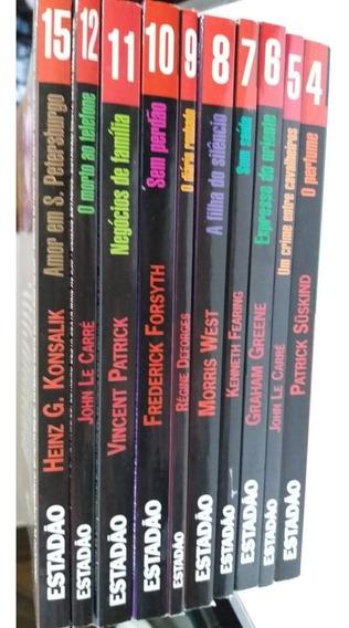 Lote 10 Livros Kit De Literatura Estrangeira - Estadão