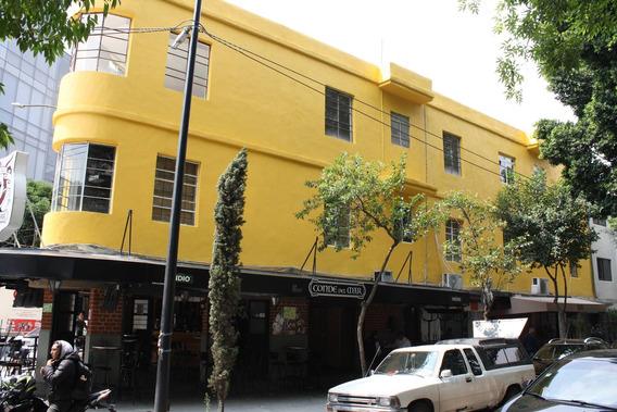 Departamento Amueblado 2 Recámaras En La Condesa