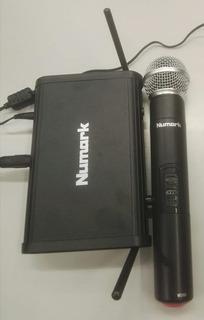 Micrófono Inalámbrico Numark