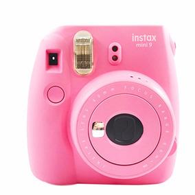 Fujifilm Instax Mini 9 Câmera Instante Com Piscando Led Self