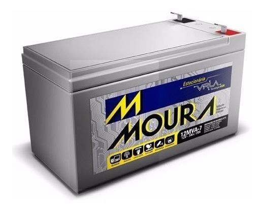 Bateria Nobreak Apc Be600 Br1200 Br1500 Unipower 12mva-7