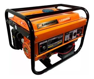 Grupo Electrogeno Generador Lusqtoff 6.5hp Electrico Lg3500e