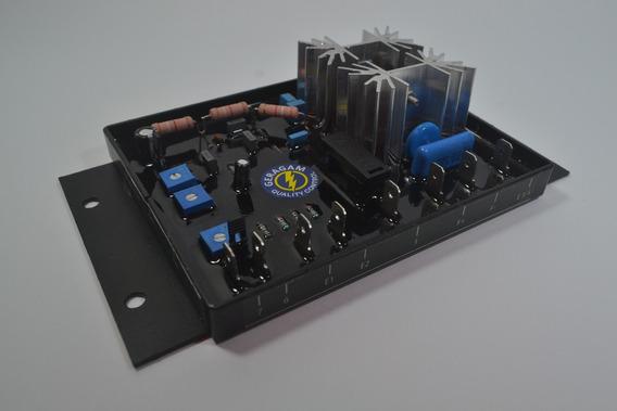 5 Avr Excitatriz Regulador Tensão Grgt-06 7a Geradores