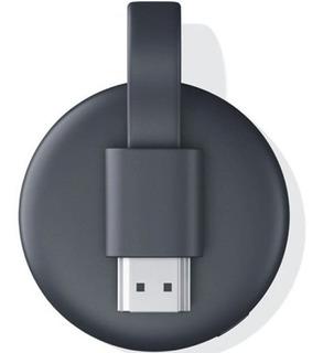 Google Chromecast 3gen Bulk Sin Caja-garantia-cts S/interes!