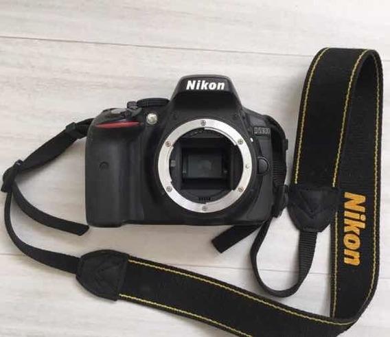 Nikon D5300 + Lente 18-105mm 35.492 Cliques - Completa