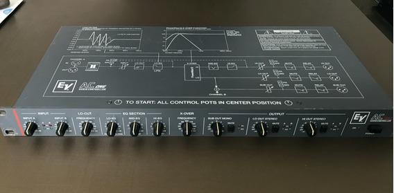 Crossover Ev Ac One Audio Controller