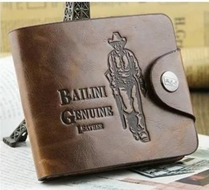 Carteira Masculina, Legítimo Bailini