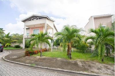 Casa Com 4 Dormitórios À Venda, 267 M² Por R$ 580.000 - Luzardo Viana - Maracanaú/ce - Ca0539