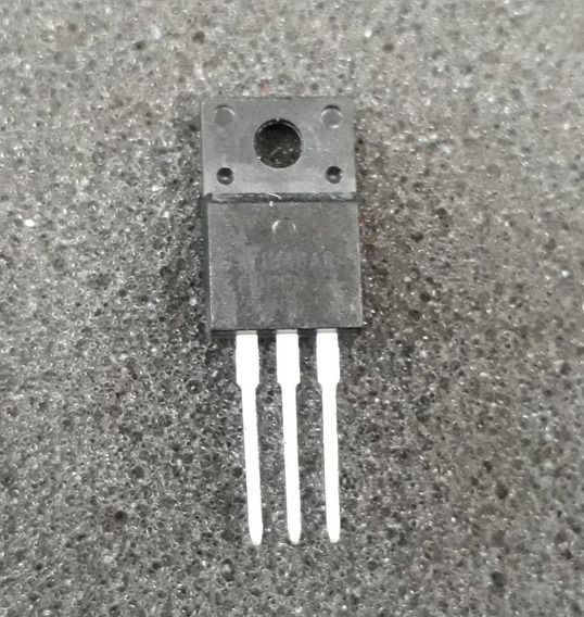 Transistor Fqpf20n60 20n60 Kit C/ 12 Peças