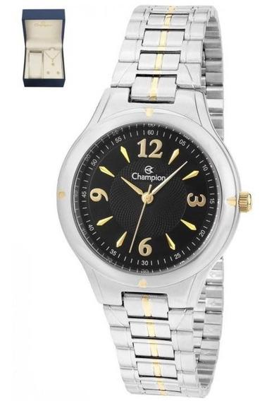 Relógio Feminino Champion Analógico Cn20499k
