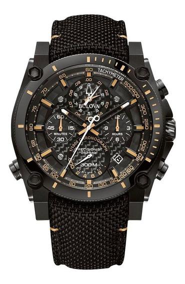 Reloj Bulova Precisionist Crono 98b318 Para Hombre E-watch
