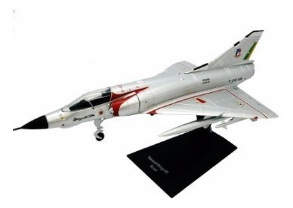 Miniatura Avião Caça Dessault Mirage Lll Novo / Lacrado !!!