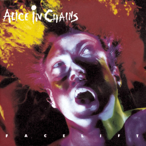 Alice In Chains Facelift Cd Original