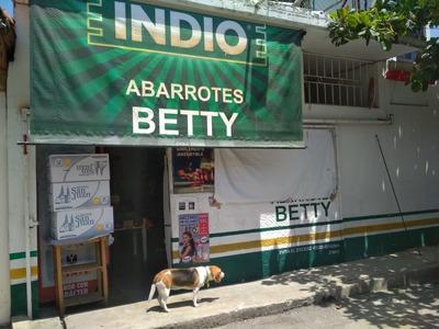 Traspaso Abarrotes Betty