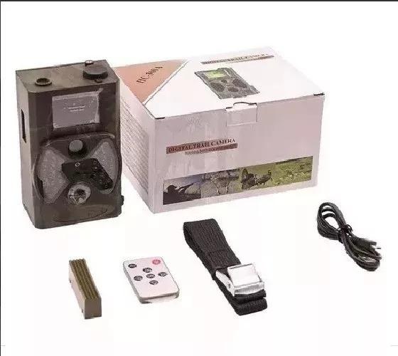 Câmera De Trilha Caça Hc-300a Noturna Ceva 16 Mp Full Hd