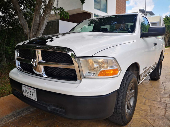 Dodge Ram 1500 3.7 Pickup St 4x2 At 2012