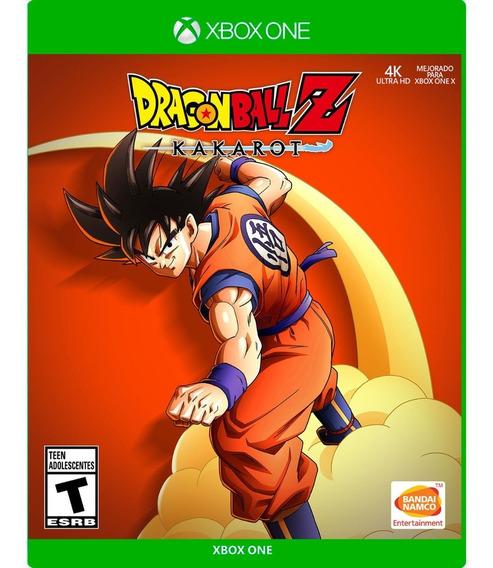 ..:: Dragon Ball Z Kakarot ::.. Para Xbox One Disponible Ya