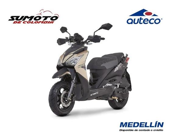 Kymco Urban S Moto Scooter Auteco