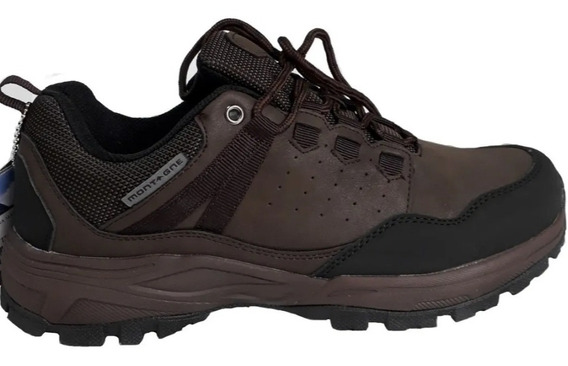 Zapatillas Montagne Citified Hombre Chocolate