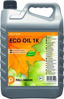 Pallmann Eco Oil 1k 5l Hidrolaqueado Super Natural
