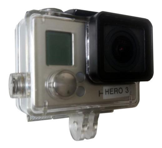 Câmera Hero3 White Gopro