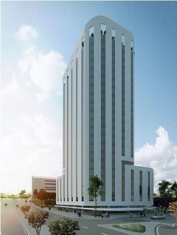 Excelente Sala Comercial No Global Tower Ao Lado Do Minas Shopping - 1470