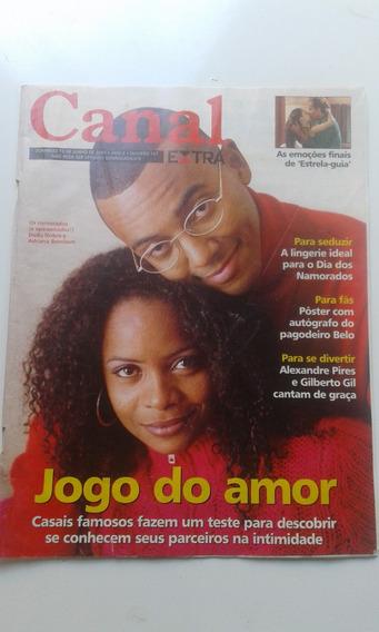 Revista - Canal Extra 167 - Dudu Nobre - Adriana Bombom