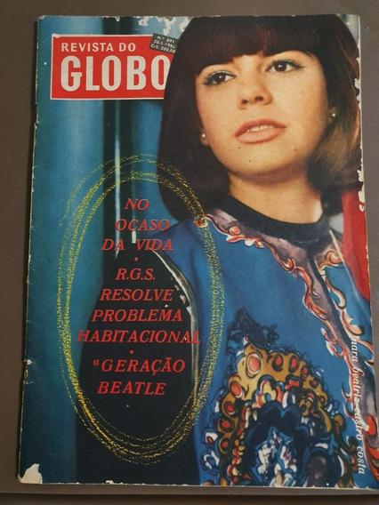 Revista Do Globo Jan 1965 Homenagem Ao Quartocentenário Rj