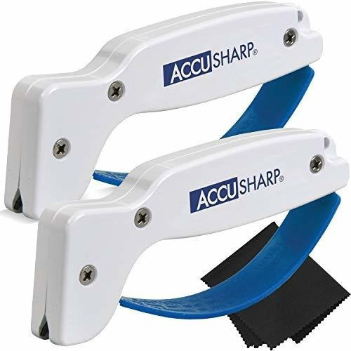 Imagen 1 de 5 de Afilador Accusharp (2-pack Z-tela) Paquete: Industrial Cien