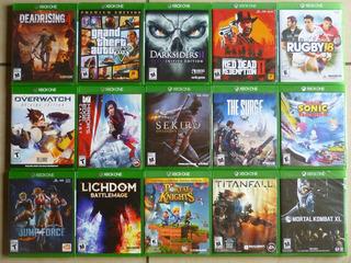 Juegos Xbox One Buenos Precios
