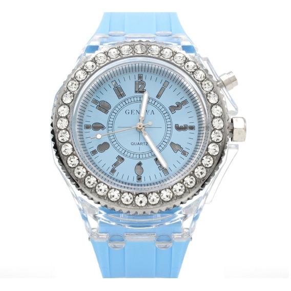 Reloj Dama Mujer Donna Turquesa