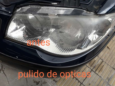 Pulido De Opticas De Automovil