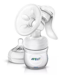 Sacaleche Manual Extractor De Leche Avent Philips Babymovil