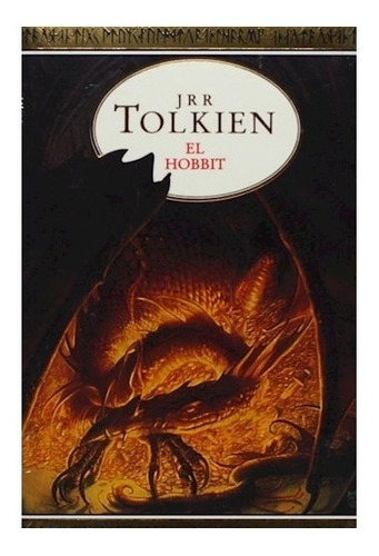 Libro El Hobbit - J. R. R. Tolkien