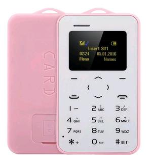 Telefono Celular Mini Aeku C6 Basico Barato Economico