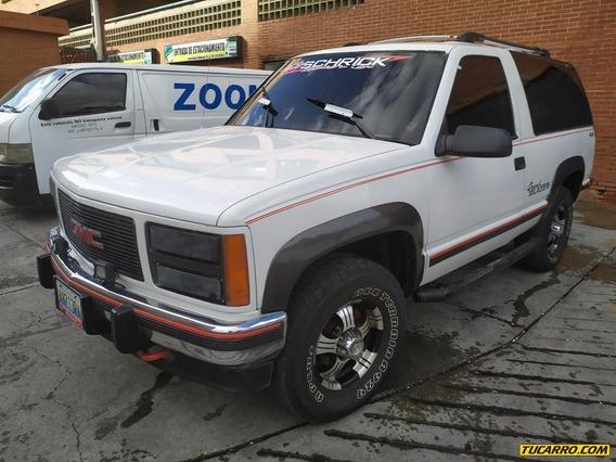 Chevrolet Grand Blazer Rustico