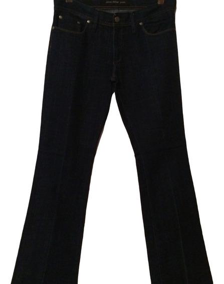 Jean Azul Oscuro Con Spandex Jazmin Chebar Talle 27_an&av