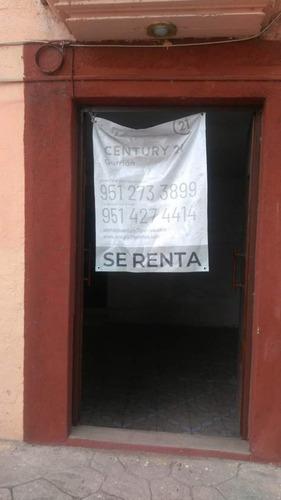 Imagen 1 de 8 de Se Renta Local Comercial En La Calzada De La República, Oaxaca, Oaxaca.