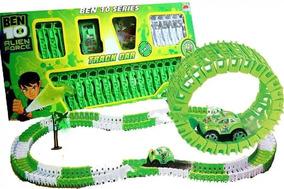 Pista Grande Carros Ben Toy Magic Track Carrito Juguete Niño