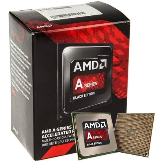 Processador Amd Fx 4300 Black Edition 3.8ghz 8mb Am3 Box ,