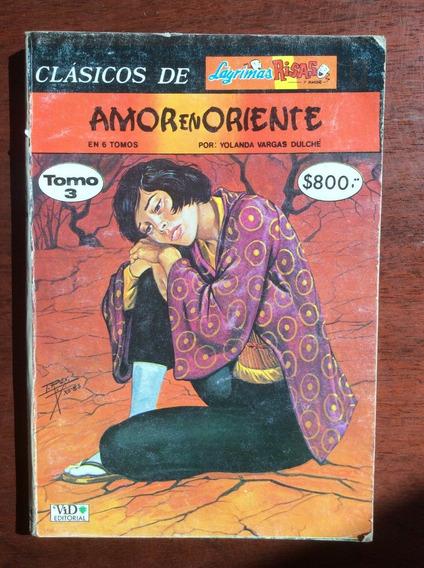 Amor En Oriente. T 3. Yolanda Vargas Dulché. Vid Editorial.