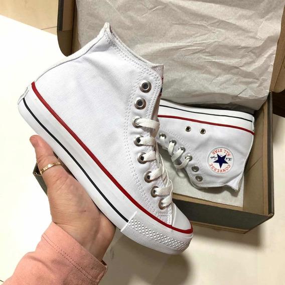Bota Converse All Star Branco