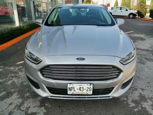 Ford Fusion 2016 4p Se L4/2.5 Aut