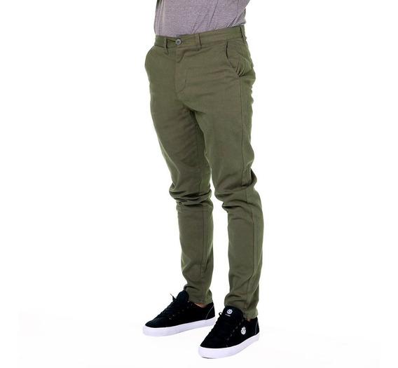 Pantalon Billabong Revolt Verde Militar Hombre