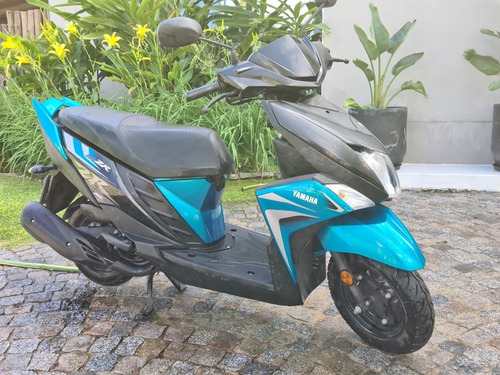 Yamaha Zr Ray
