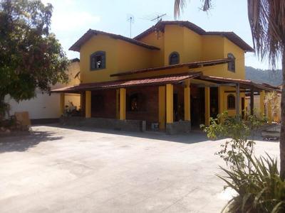 Casa Em Serra Grande, Niterói/rj De 222m² 4 Quartos À Venda Por R$ 750.000,00 - Ca215621